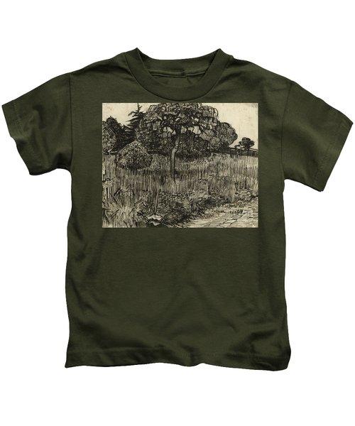Weeping Tree Kids T-Shirt