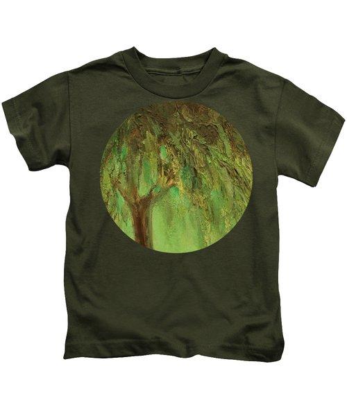 Weeping Willow Kids T-Shirt