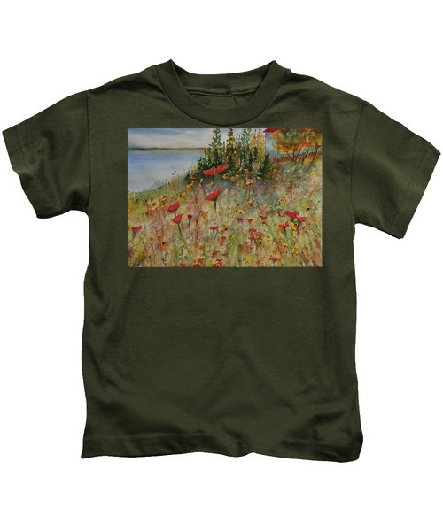 Wendy's Wildflowers Kids T-Shirt