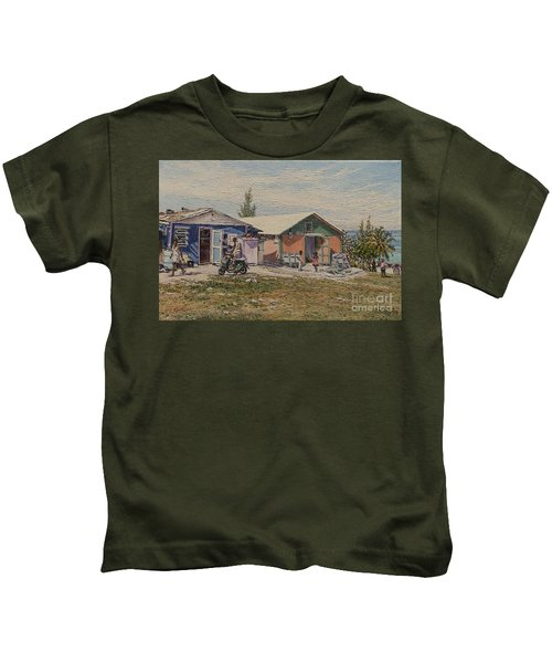 West End - Russell Island Kids T-Shirt