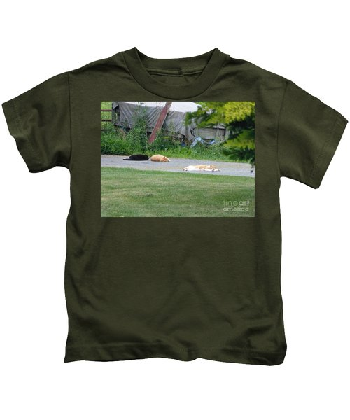 What A Day Kids T-Shirt