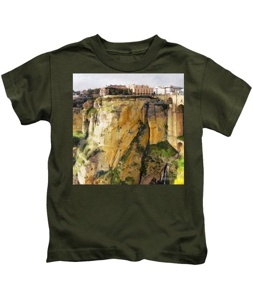 What Place Is This Kids T-Shirt