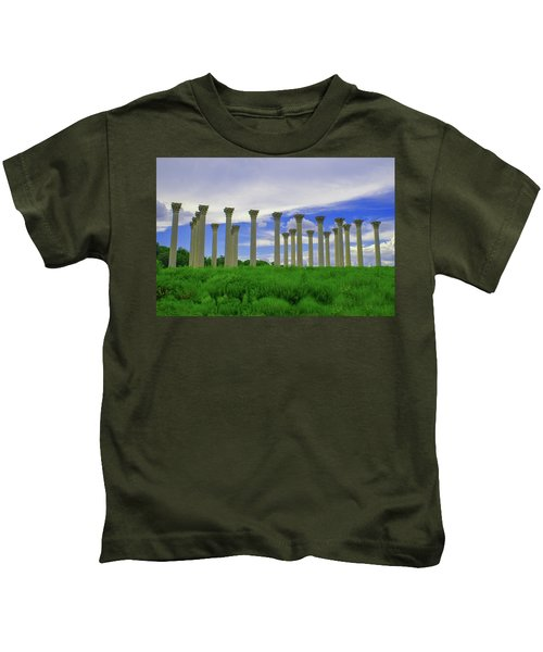 What Temple Is This? Kids T-Shirt