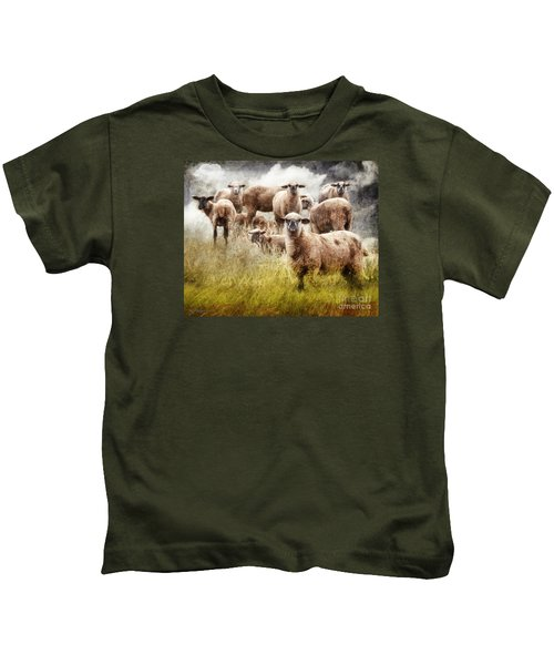 What You Lookin' At? Kids T-Shirt
