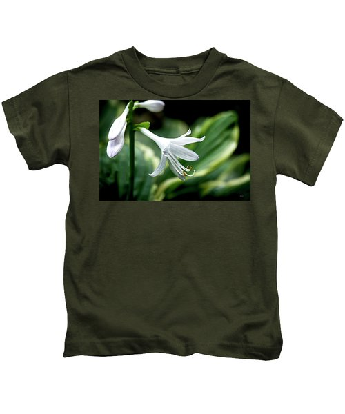 White Lily 1 Kids T-Shirt