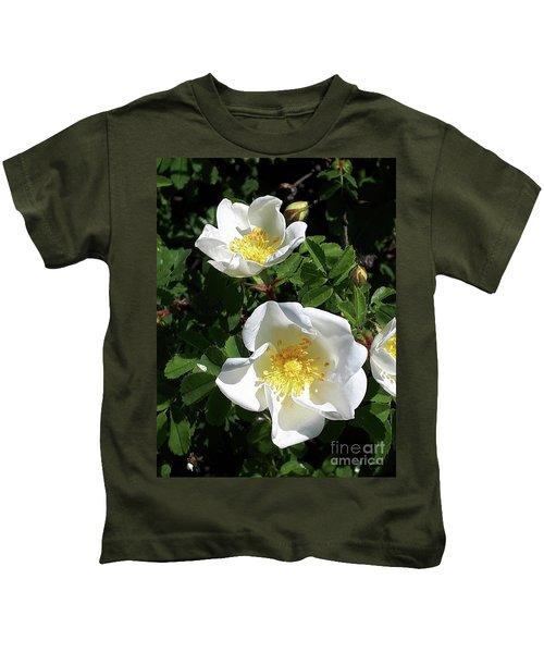 White Perfection Kids T-Shirt