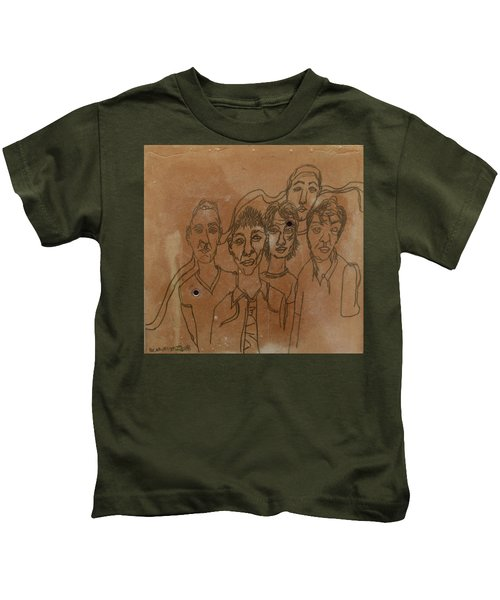 Why Do I Have To Be Famous Radiohead Kids T-Shirt