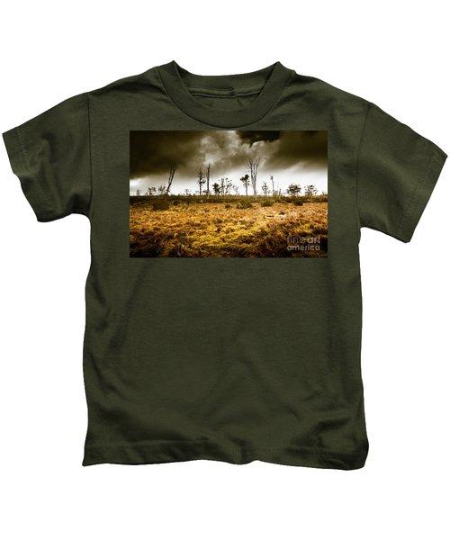 Wild Moors  Kids T-Shirt