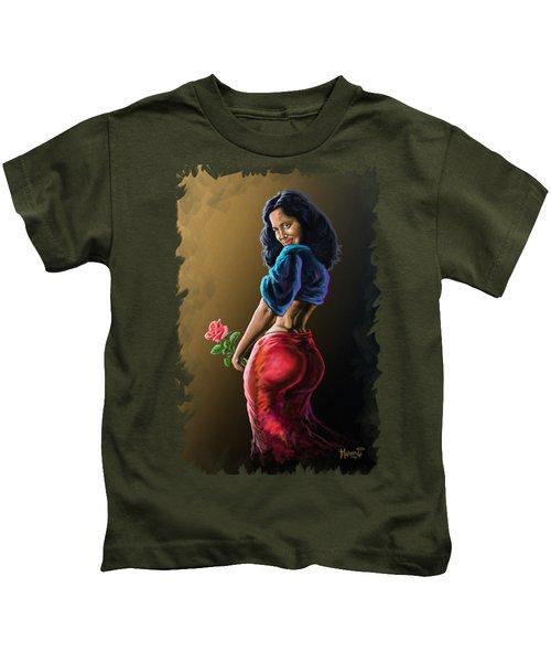 Wild Rose Kids T-Shirt
