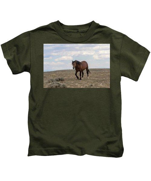 Wild Stallion Kids T-Shirt