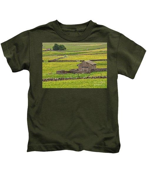 Wildflower Meadows Kids T-Shirt