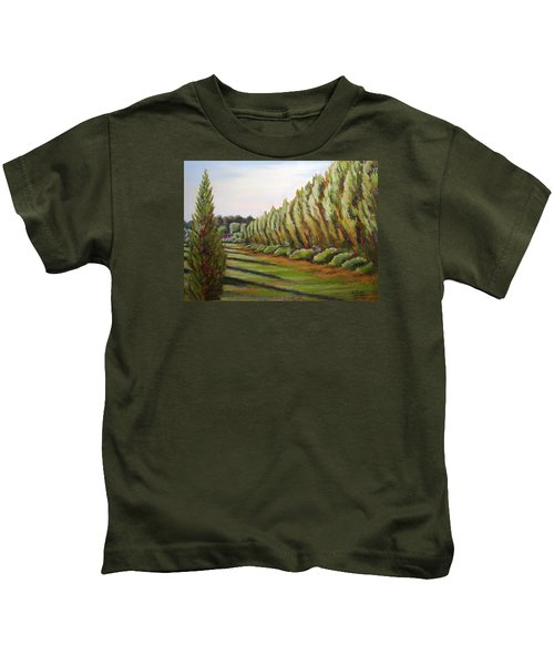 Windbreak Evening Kids T-Shirt