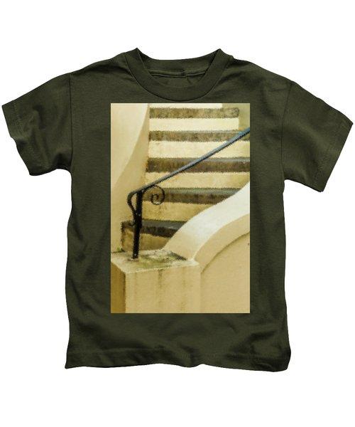 Winding Stair Kids T-Shirt
