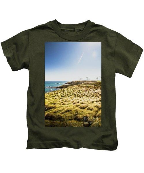 Windy Meadows Kids T-Shirt