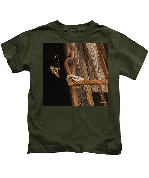 Wire Rope Kids T-Shirt