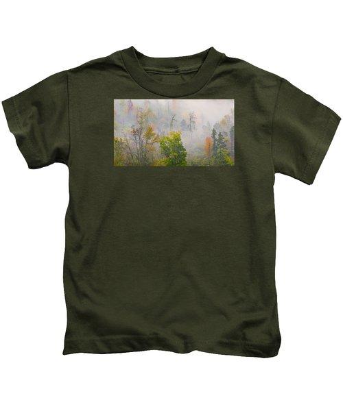 Woods From Afar Kids T-Shirt
