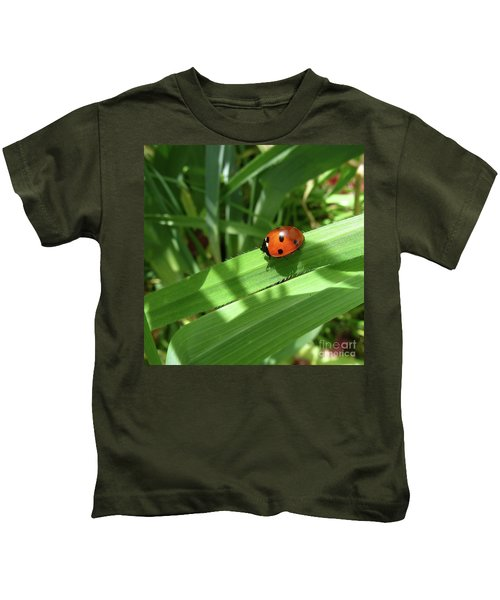 World Of Ladybug 1 Kids T-Shirt