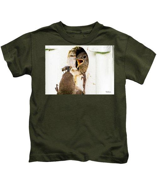 Wren Breakfast Kids T-Shirt
