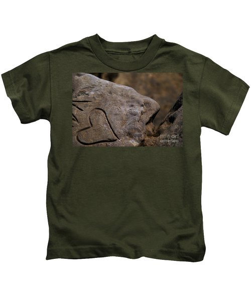 Written In Stone Kids T-Shirt