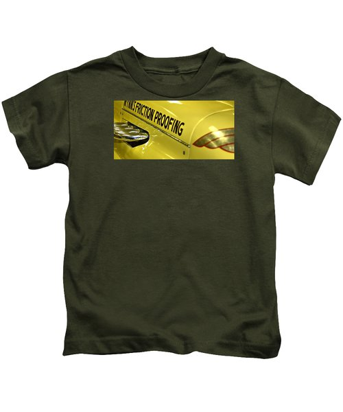 Wynn's Friction Proofing Indy 500 2116 Kids T-Shirt