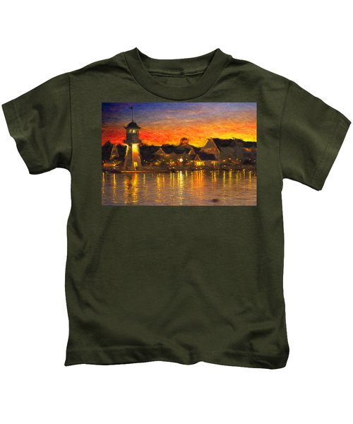 Yacht Club Kids T-Shirt