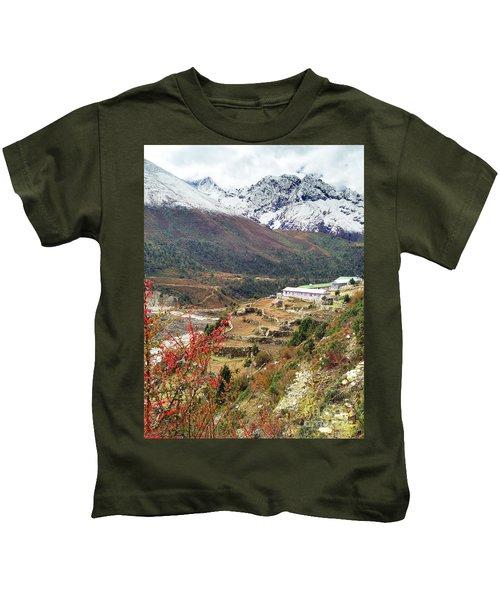 Yak Kharka Kids T-Shirt