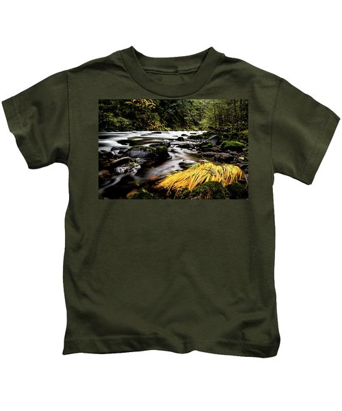 Yello Grass Kids T-Shirt