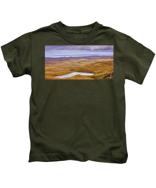 Yellow Autumn #g8 Kids T-Shirt