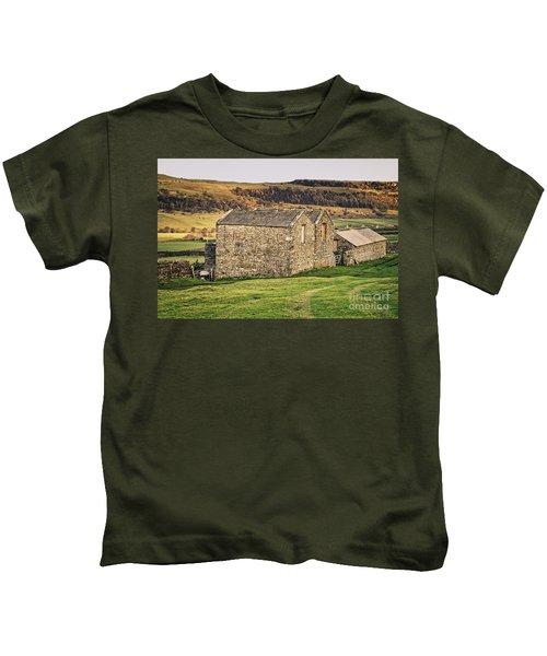 Yorkshire Stone Barns Kids T-Shirt