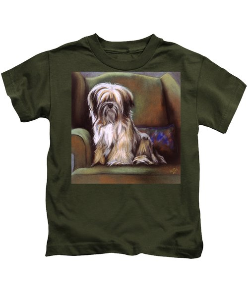 You Are In My Spot Again Kids T-Shirt