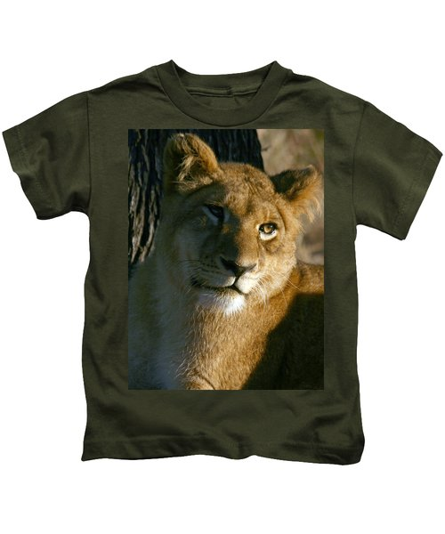 Young Lion Kids T-Shirt