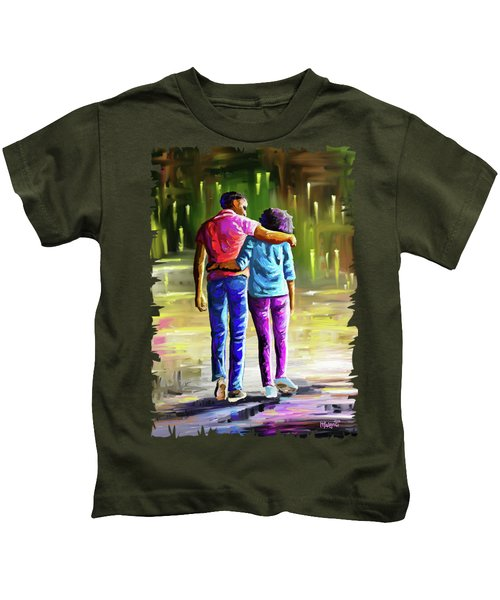 Young Lovers Kids T-Shirt