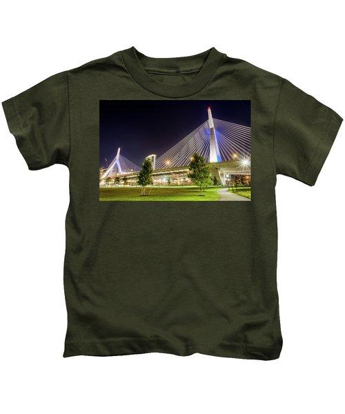 Zakim Bridge Kids T-Shirt