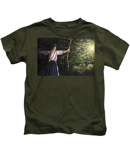 Zanshin Kids T-Shirt
