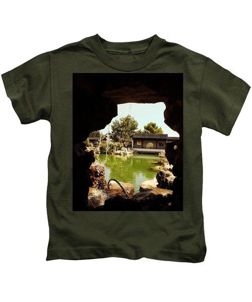 Zen Garden Kids T-Shirt