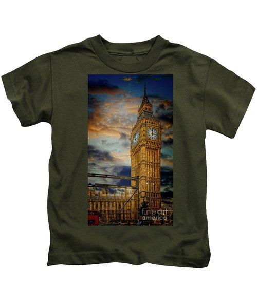 Big Ben London City Kids T-Shirt