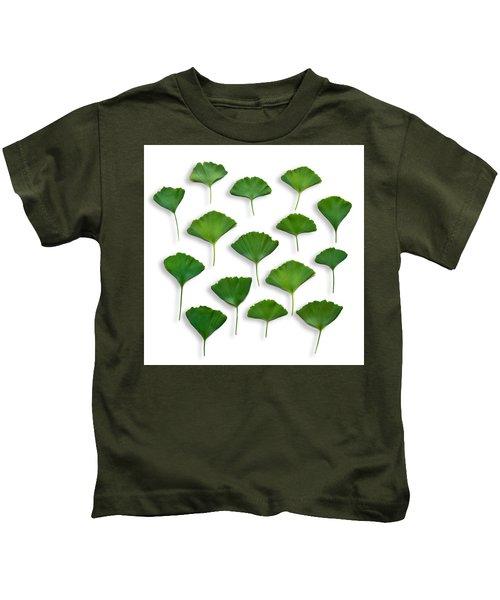 Gingkos Spring Kids T-Shirt
