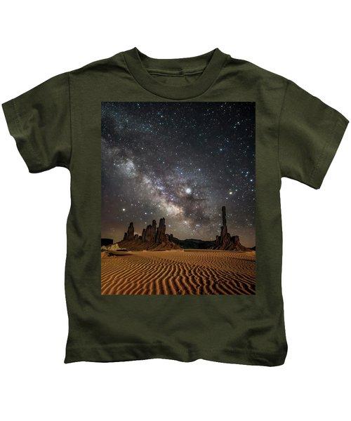 Jupiter's Staircase Kids T-Shirt
