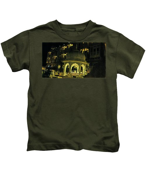 Tomb Of Shinning Windows Kids T-Shirt