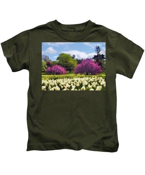 Spring Fever Kids T-Shirt