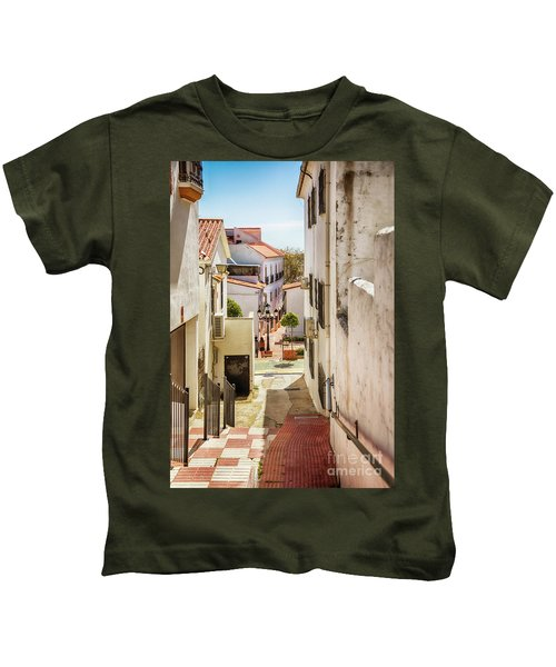 spring season, Spain Kids T-Shirt