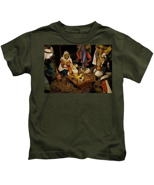 The Nativity Kids T-Shirt