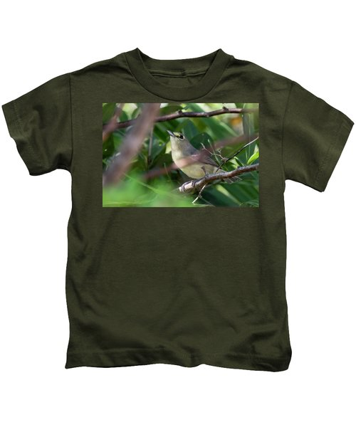 Thick-billed Vireo Kids T-Shirt