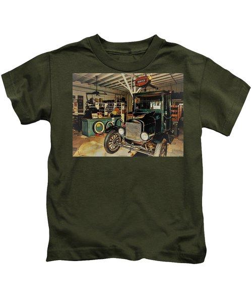 My Garage Kids T-Shirt