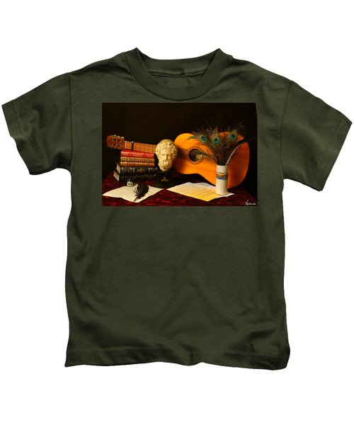 The Arts Kids T-Shirt