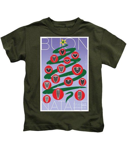 2018 Alfa Club Christmas Card Kids T-Shirt
