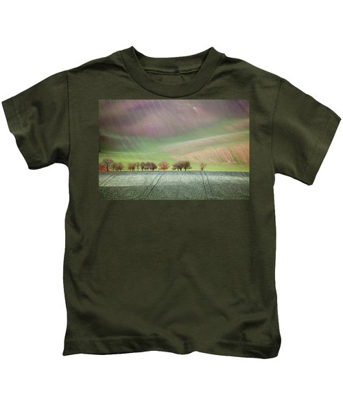 Autumn In South Moravia 3 Kids T-Shirt