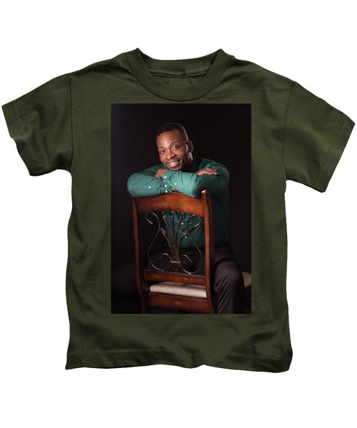 Portraits Kids T-Shirt