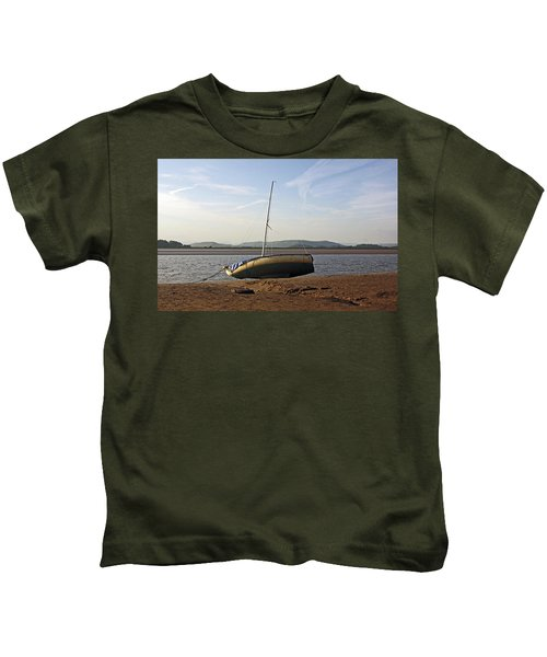 31/05/14 Cumbria. Arnside. Kids T-Shirt
