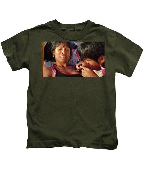 A Fun Tattoo Kids T-Shirt